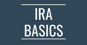 IRA Basics: Traditional & Roth
