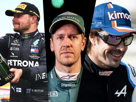 2021 F1 Driver Power Rankings Turkish GP: Bottas dominates, Alonso drops down