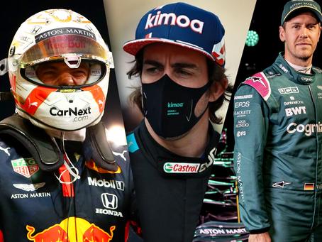 2021 F1 Driver Power Rankings Portuguese GP Edition: Ocon and Alonso move up, Sainz Jr drops down