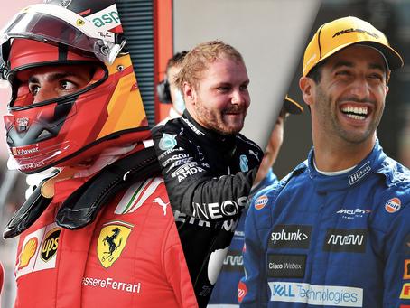 2021 F1 Driver Power Rankings Monaco GP Edition: Perez takes the top spot, Hamilton drops down