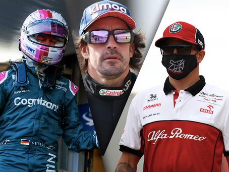 2021 F1 Driver Power Rankings Azerbaijan GP Edition: Perez remains on top, Bottas drops down