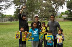 Kids Karate Park Day