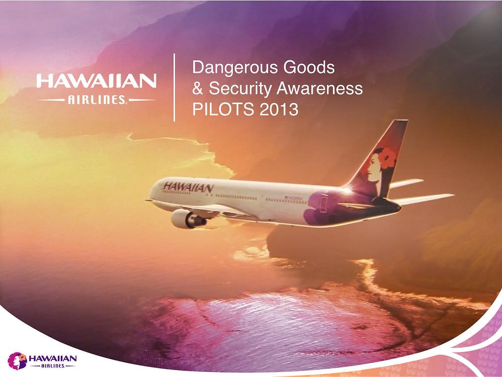 Hawaiian Air 5