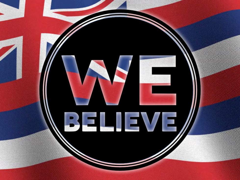 We Believe Event