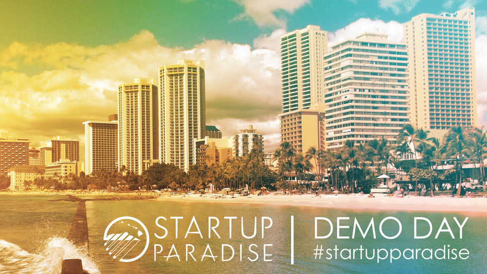 #StartupParadise Demo Day 2015