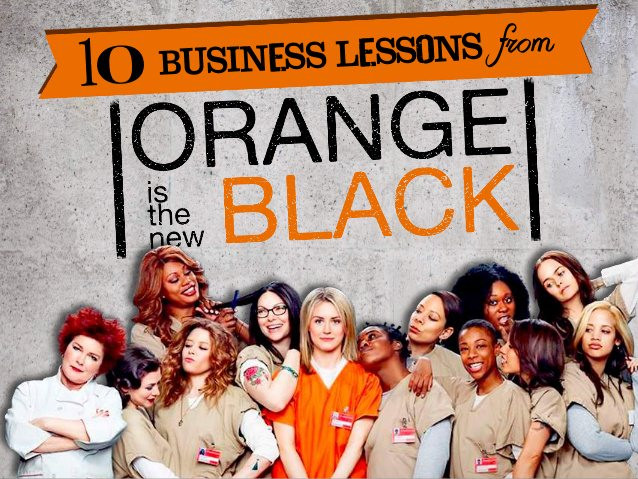 10 Business Lessons from Orange is the New Black