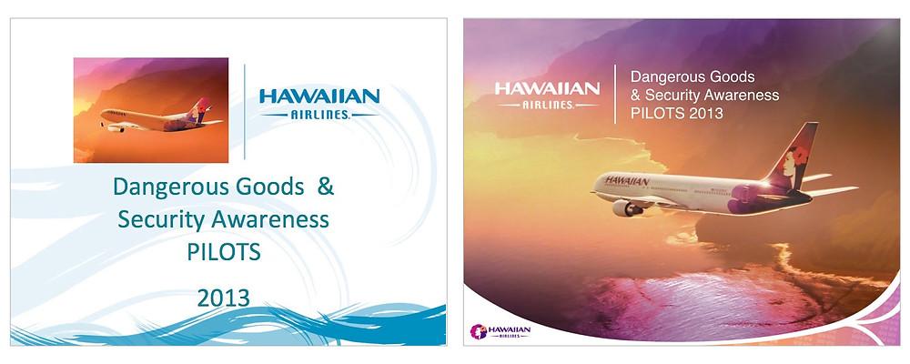 Hawaiian Air 1