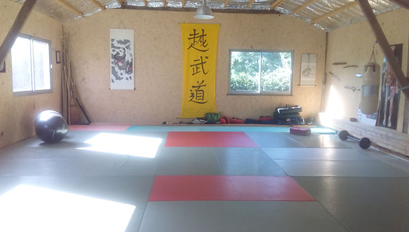 Salle Qi Gong