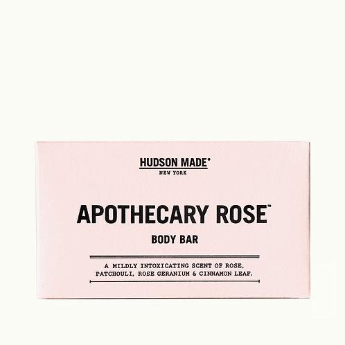 Hudson Made Apothecary Rose Body Bar