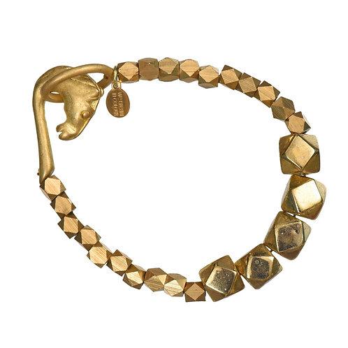 Ikeno Gold Bracelet