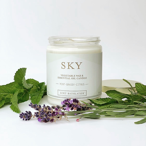 Sky Candle