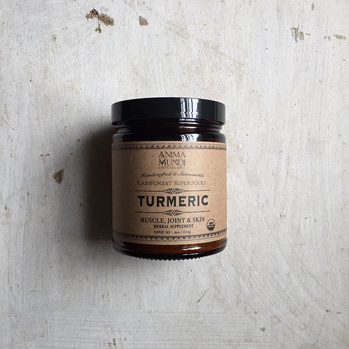 TURMERIC - HEIRLOOM : SINGLE ORIGIN