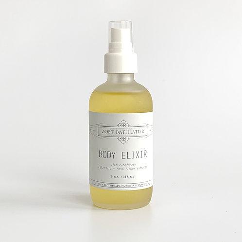 Body Elixir - White Grapefruit & Clove