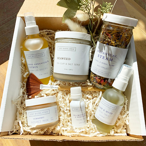 Deluxe Apothecary Gift Box