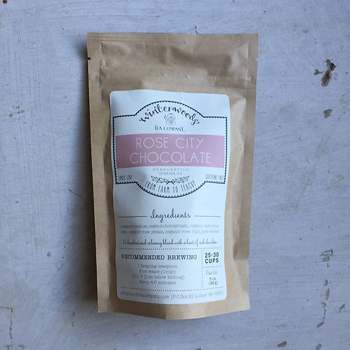 Rose City Chocolate / Winterwoods Tea Co