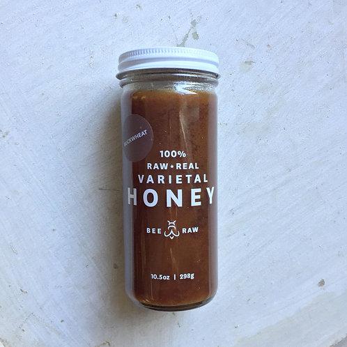 Raw Washington Buckwheat Honey