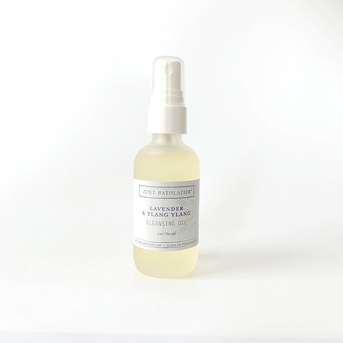 Lavender & Ylang Ylang Cleansing Oil