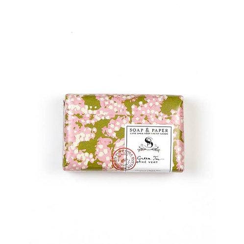 Green Tea Petite Bar Soap