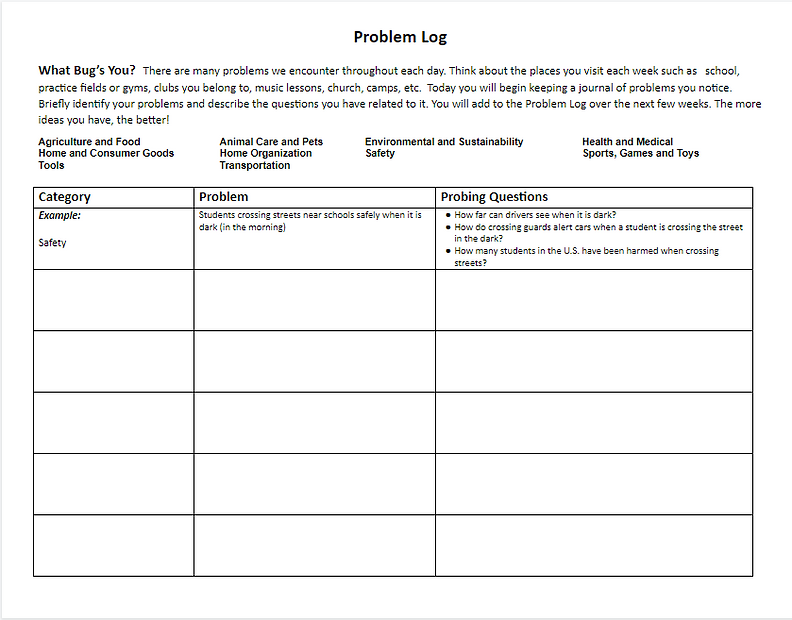 Problem Log pic.PNG