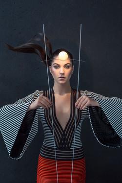 Celeste stripes
