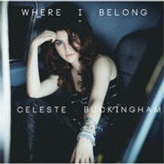 Where I Belong - Celeste Buckingham