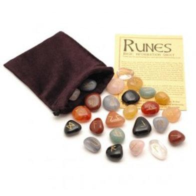 Runes - Mixed Crystals