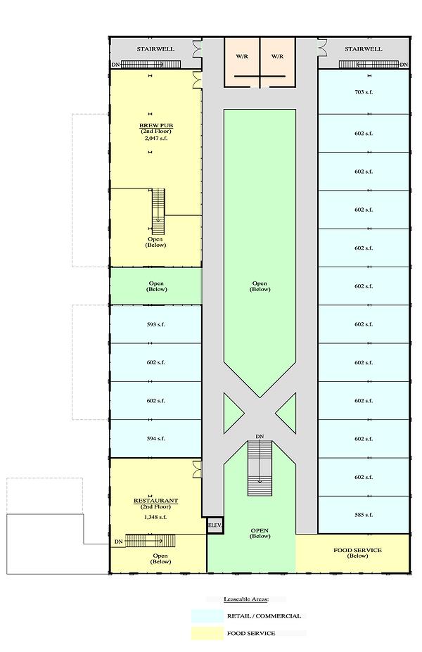Second Floor Floor Plan June16.png