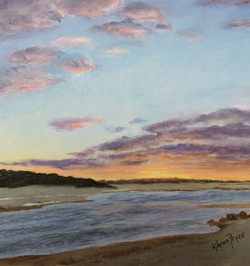 Paine's Creek Sunset_Pryce