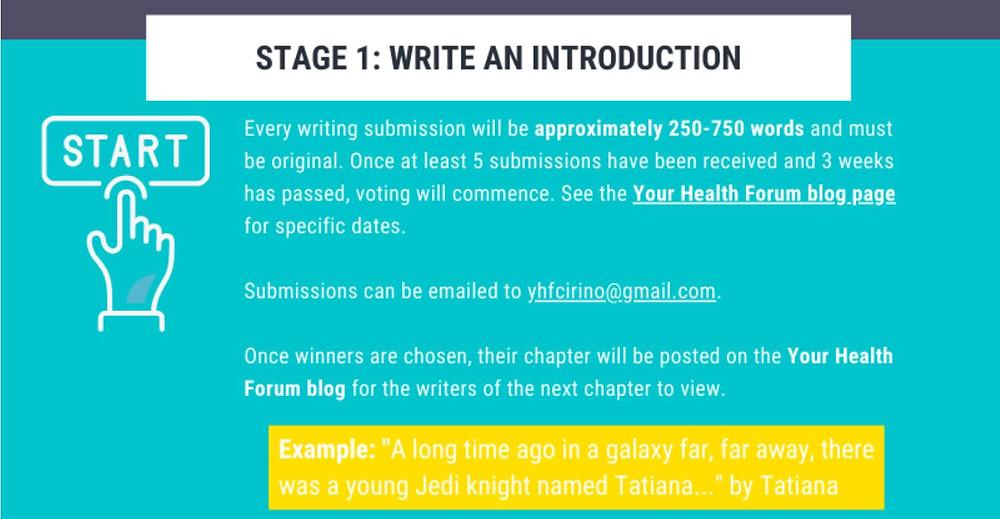 Stage 1 intro