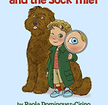 Detective Sammy and the Sock Thief *New