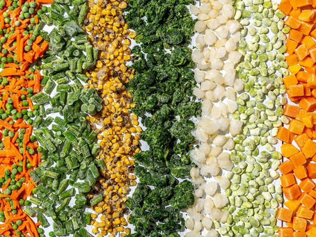 Hacking Healthy Eating with Frozen Vegetables