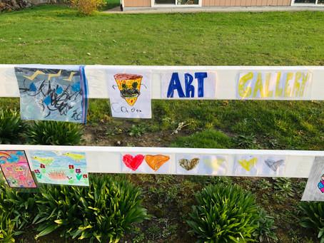 "Community Spotlight on Neighborhood ""Art Galleries"""