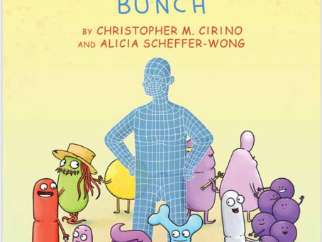 Meike and the Microbiome Bunch  *New Book Release*