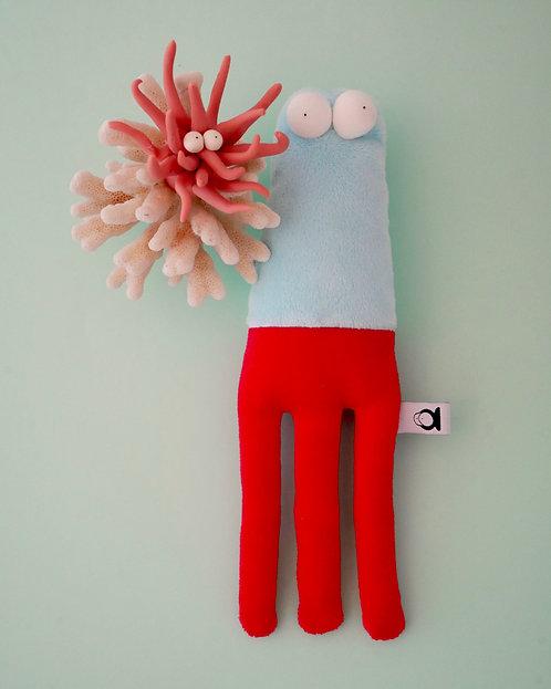Gustavo, the calamares
