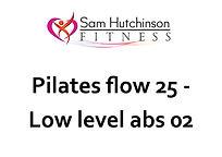 Pilates Flow 25 - low level abs.jpg