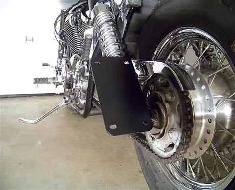 Honda Shadow Spirit VT750DC Sidemount w/o Light