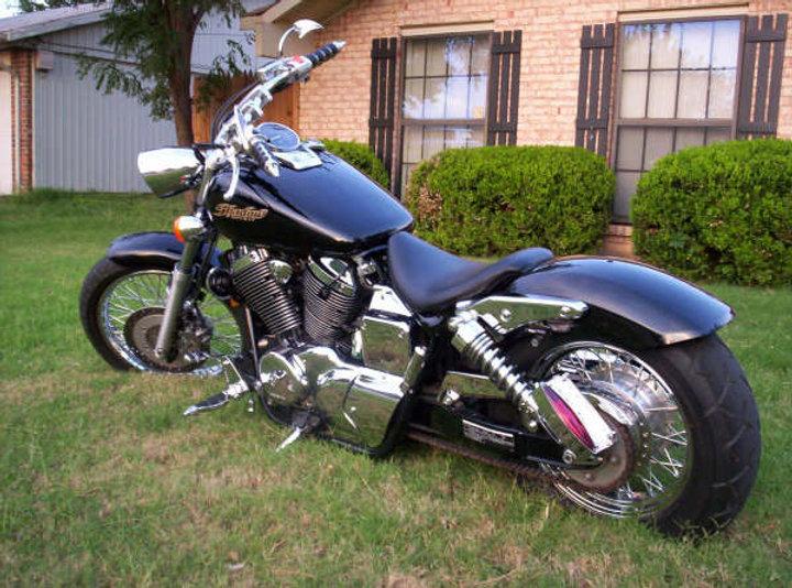 Honda Shadow Spirit Headlight | tmccustoms on