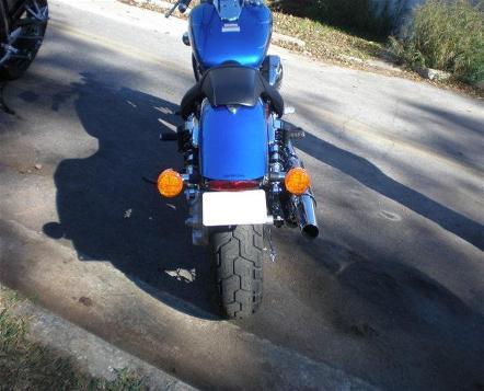 Honda Shadow Spirit VT750C2 Bulb Type