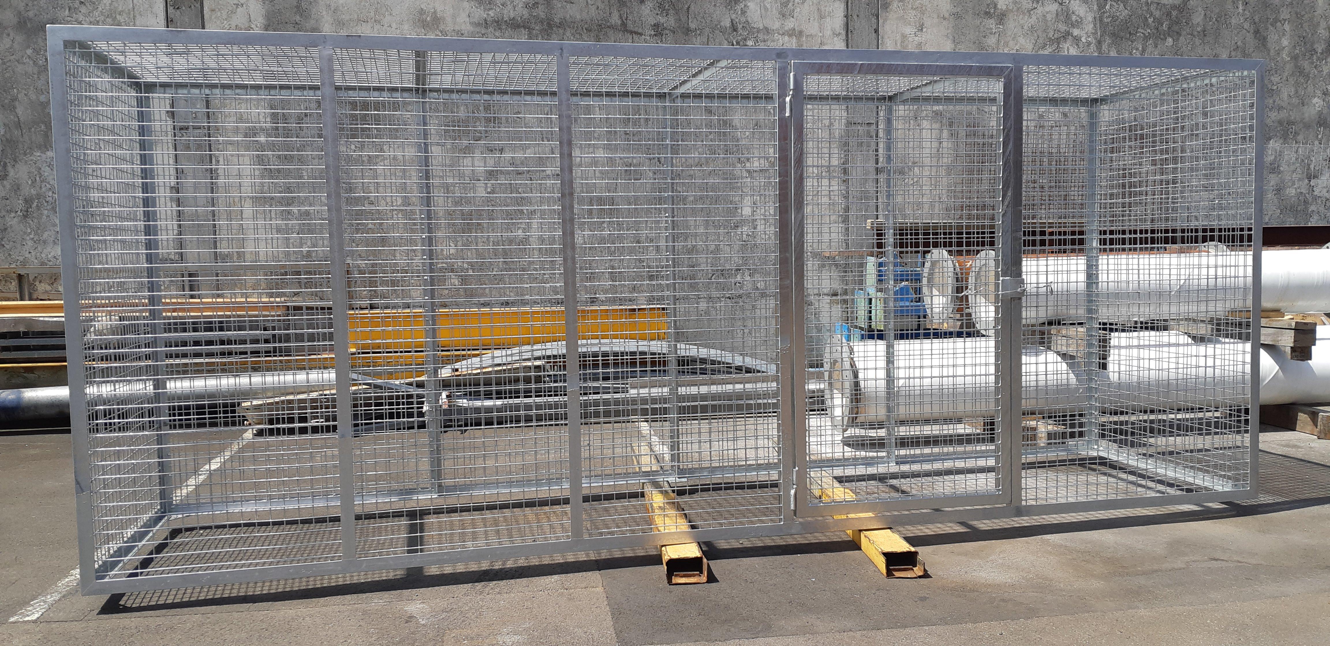 RPZ Cage