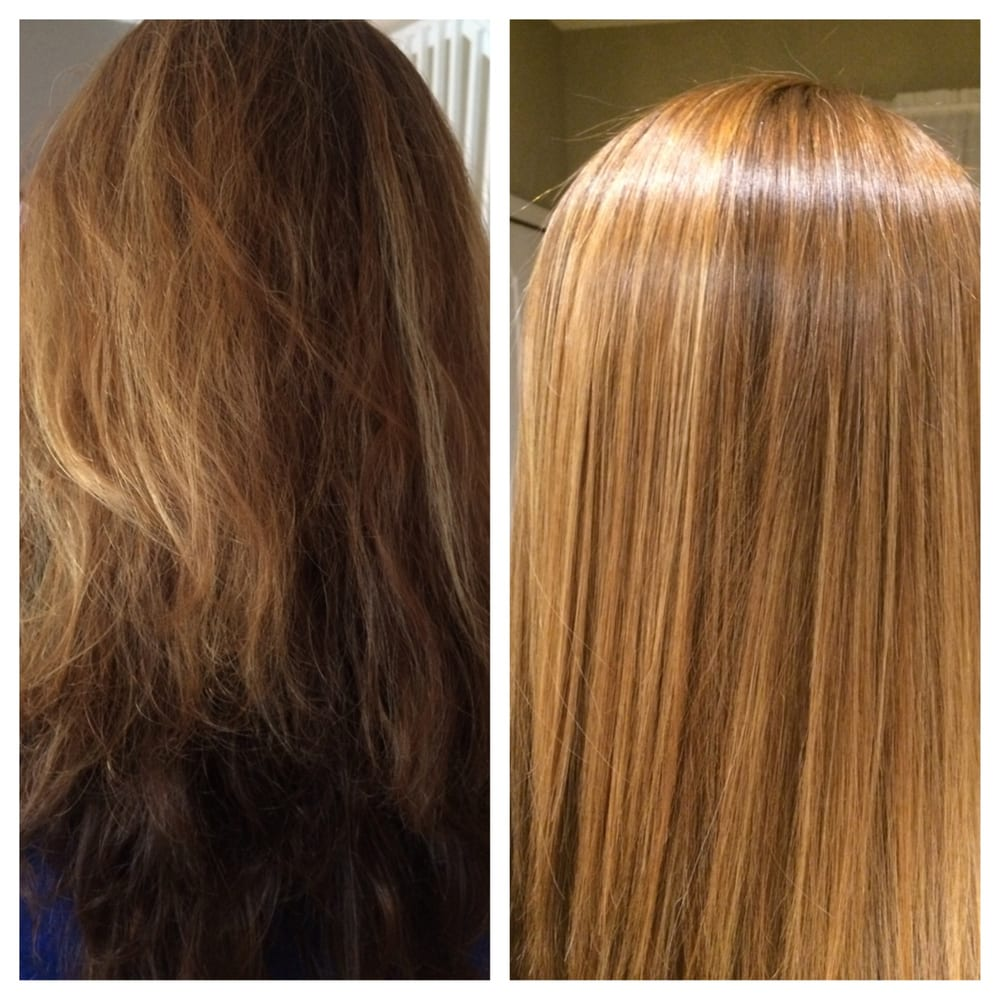 Passion Salon Keratin Treatment