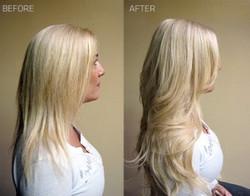 Passion Salon hair Extensions