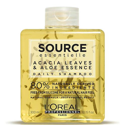 Wella Source Essential Acia Leaves + Aloe Essence Daily Shampoo 300ml