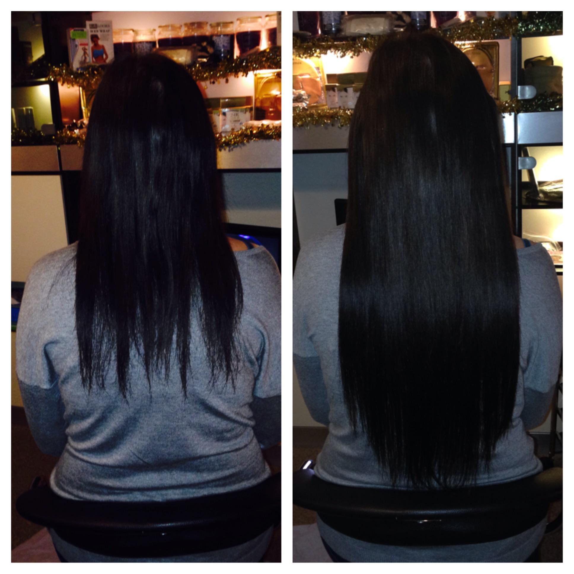 Hair Extensions Passion Salon Newark - b