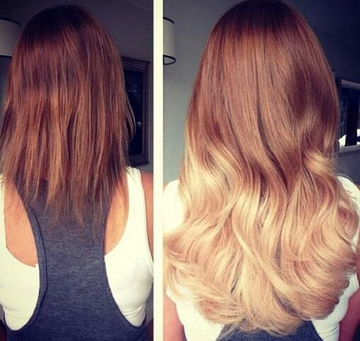 Ombre Extensions Passion Newark