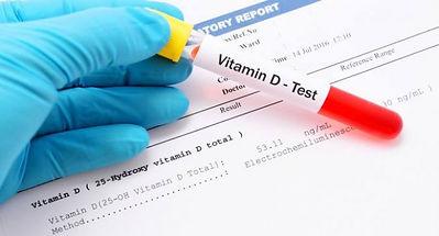 Body TLC Vitamin D Testing Lincoln