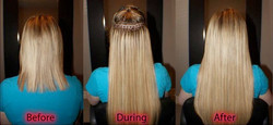 3 Steps Hair Extensions Newark Passion S