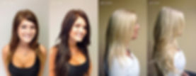 Hair Extentions at Body TLC Lincoln