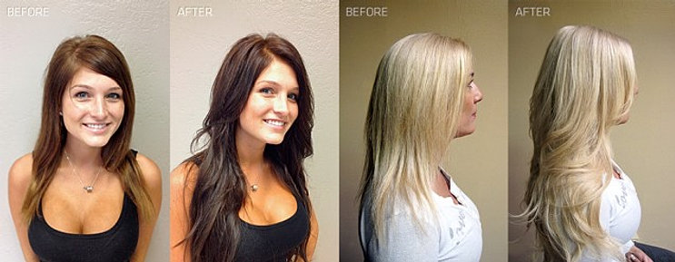 Clip In Hair Extensions In Lincoln Uk 105
