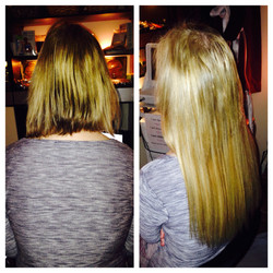 Before and After Extensions, Passion Sal