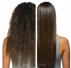 Chemical Straightening Passion